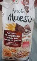 Chocolate Muesli - Product - fr