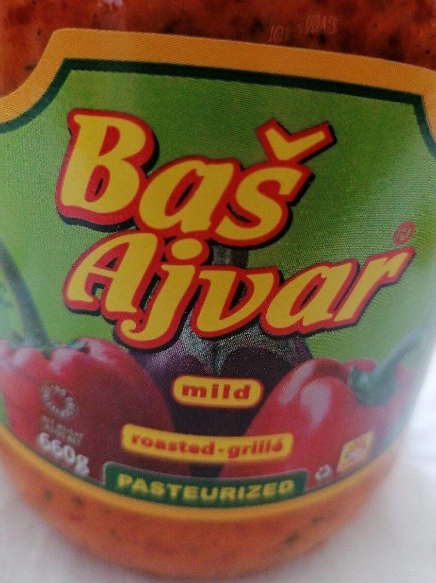 Bas Ajvas mild - Produit - cs