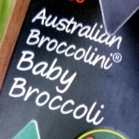 Australian  Broccolini Baby Broccoli - Ingredients