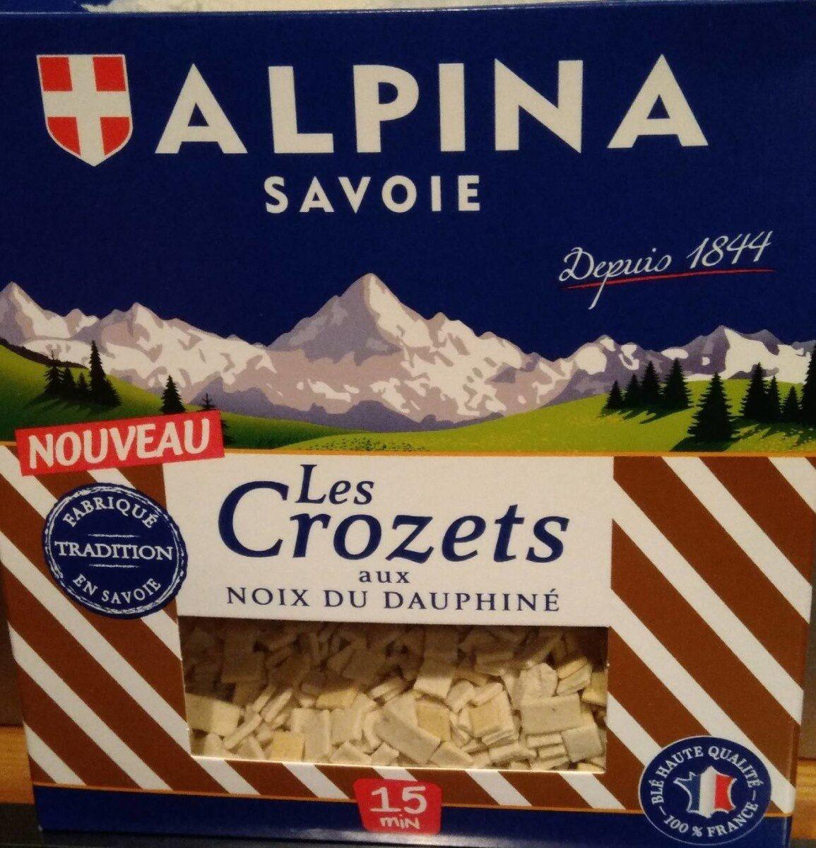 Les Crozets aux noix du Dauphiné - Produit
