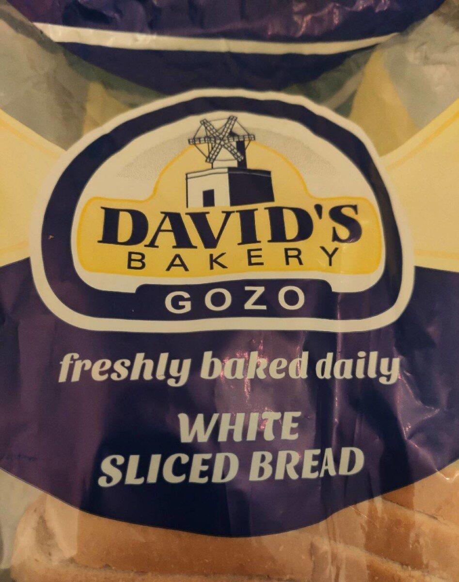 David's White Sliced Bread - Produit - fr