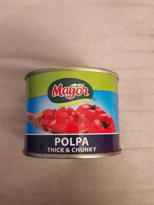 polpa Tick & chunky - Produit - en