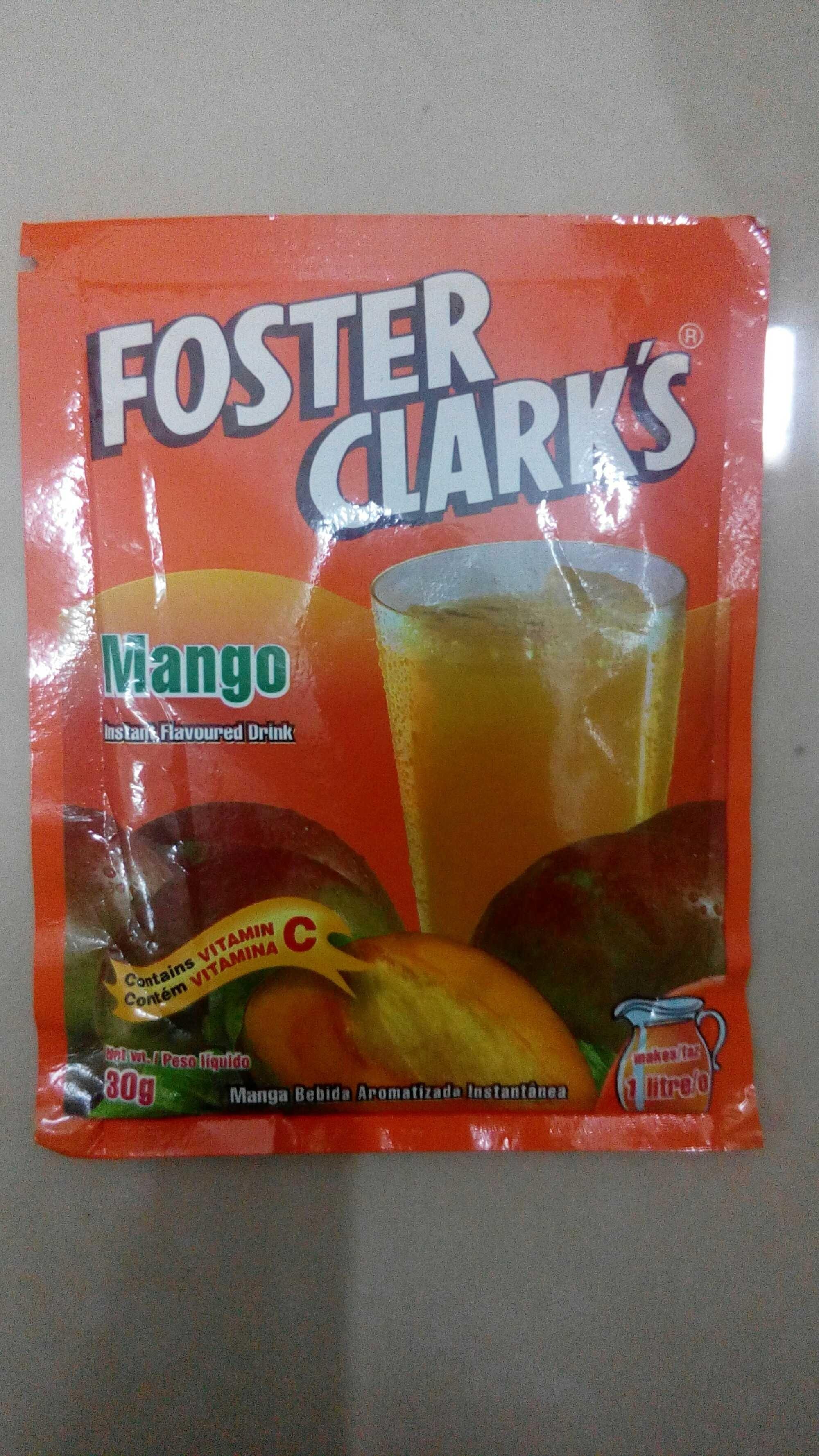 Foster Clark's Mango Drink 30GR - Produit
