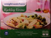 Kyckling Verona - Product - sv