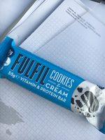 Fulfil Cookies - Product