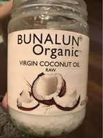Bunalun Organic Virgin Coconut Oil (432 Millilitre) - Produit - fr
