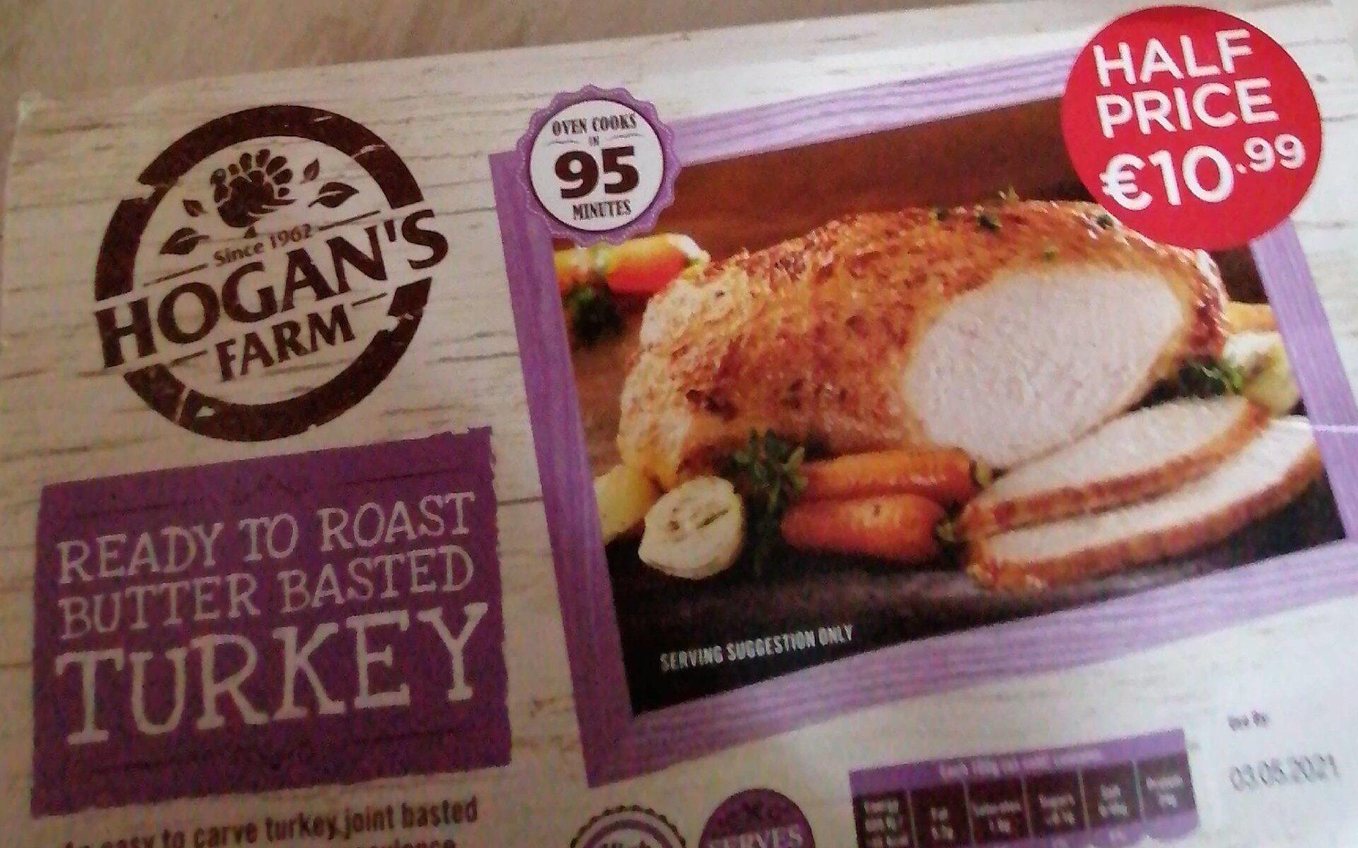 Buttered Basted Turkey - Product - en