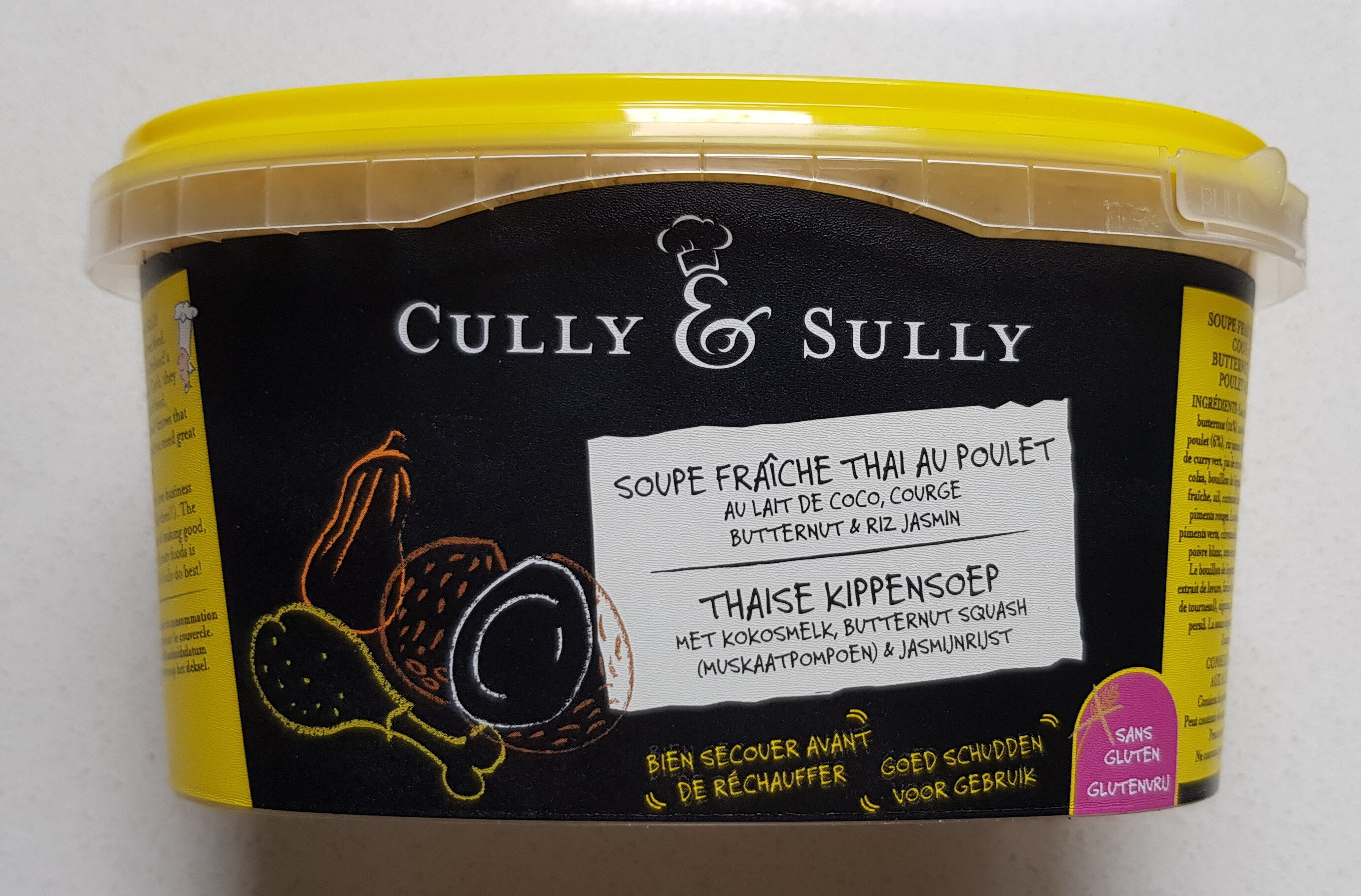 & Sully A Mild Thai Chicken Soup - Product - fr