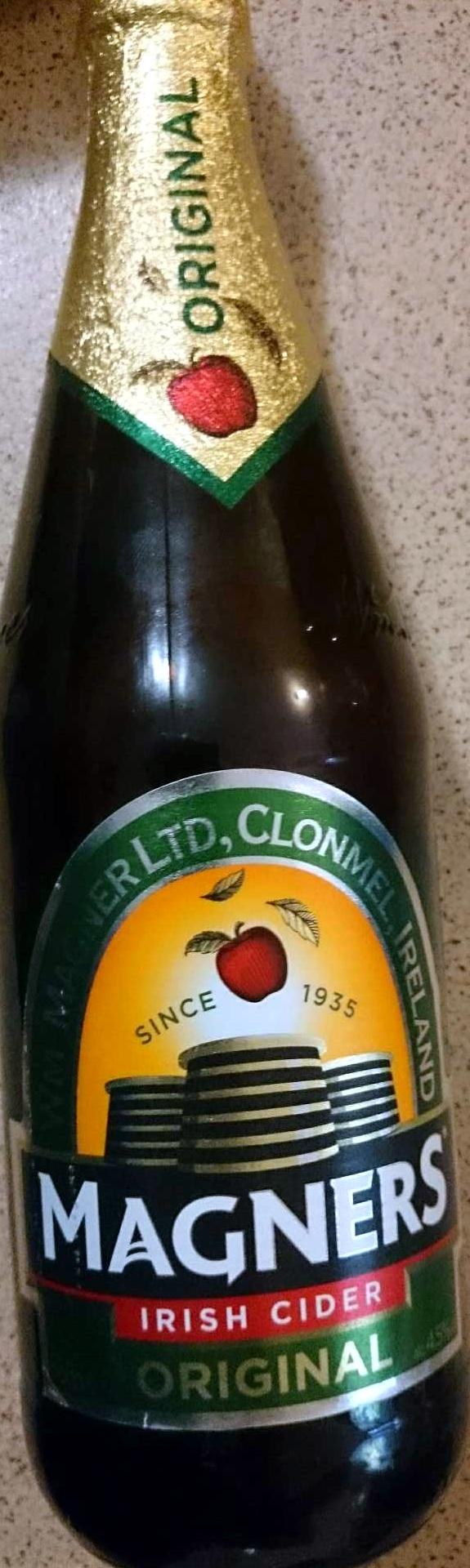 Irish Cider - Product