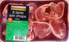 Lamb loin chops - Product