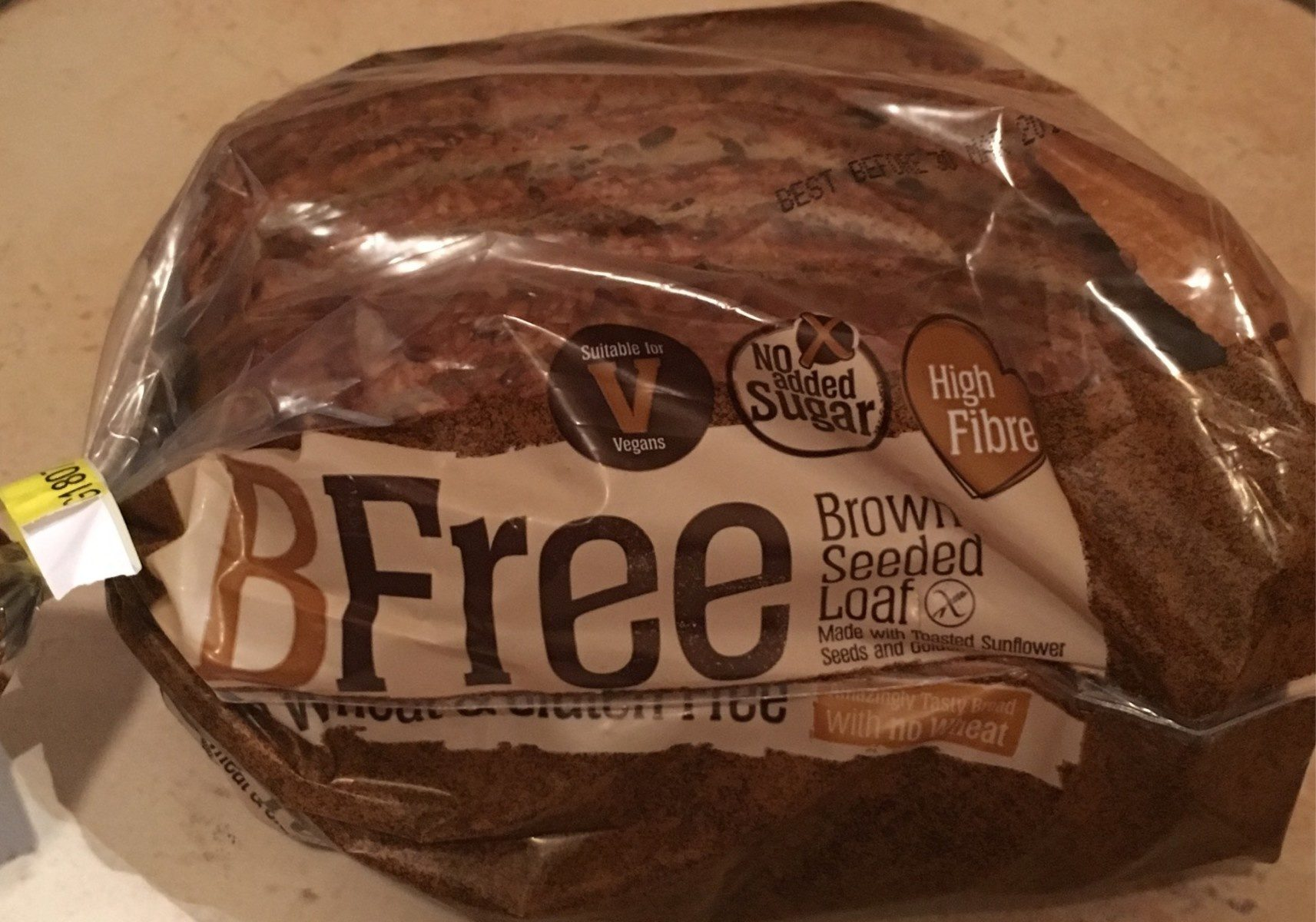 Brown seeded loaf - Product - en
