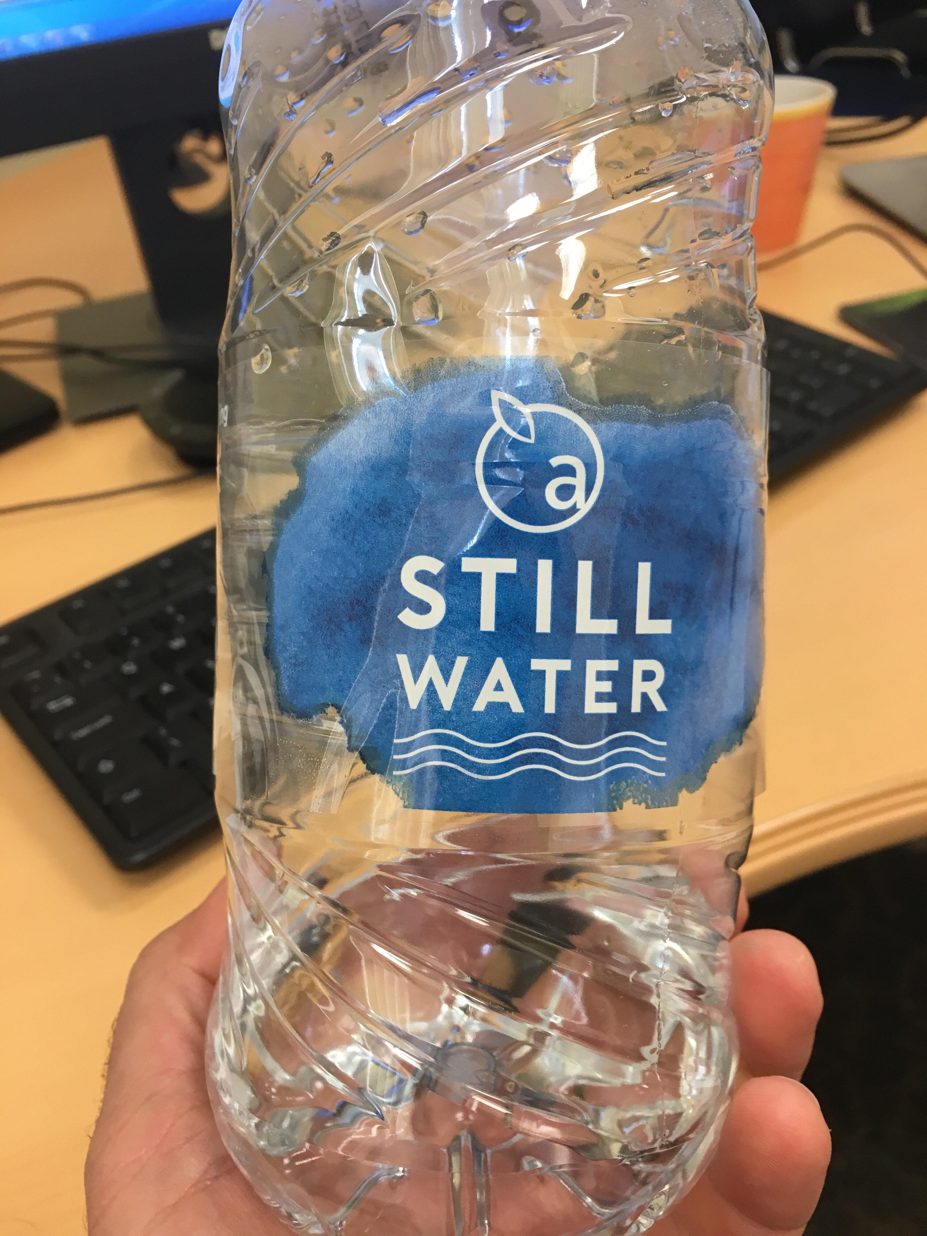 Applegreen water - Product - en
