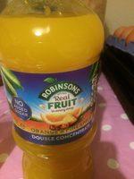 Real fruit - Produit