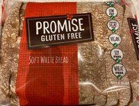 Gluten free Soft white bread - Prodotto - en