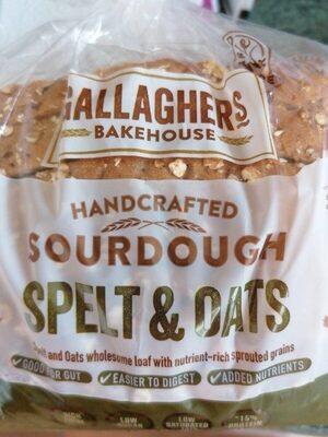 Sourdough Spelt & Oats - Product - en