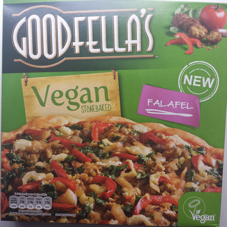 GoodFella's Vegan Stonebaked Falafel - Product - en