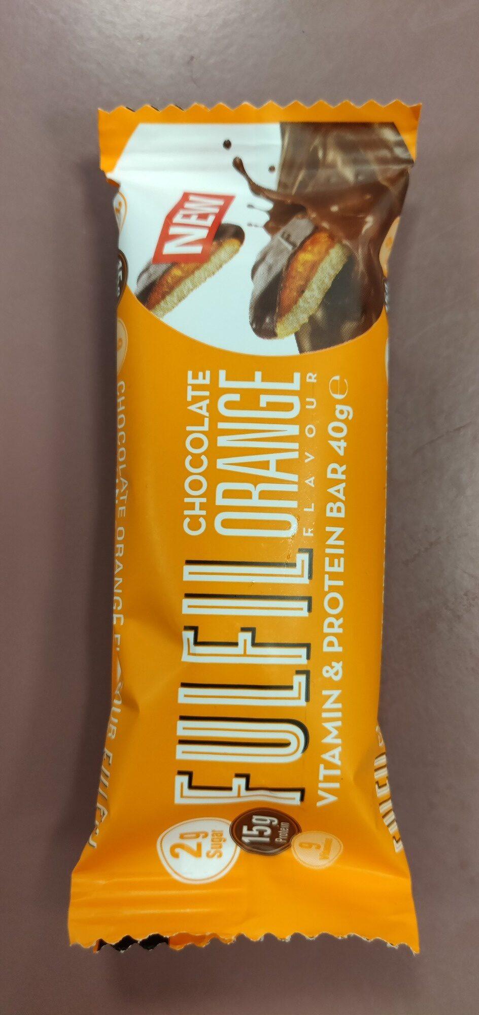 Chocolate Orange Flavour - Produit - en