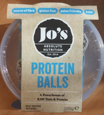 Protein Balls - Produit - en