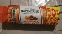 Cookies granola crunchy with nuts & seeds - Product - en