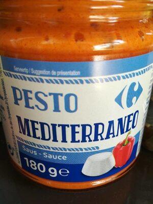 Sauce pesto Mediterraneo - Product