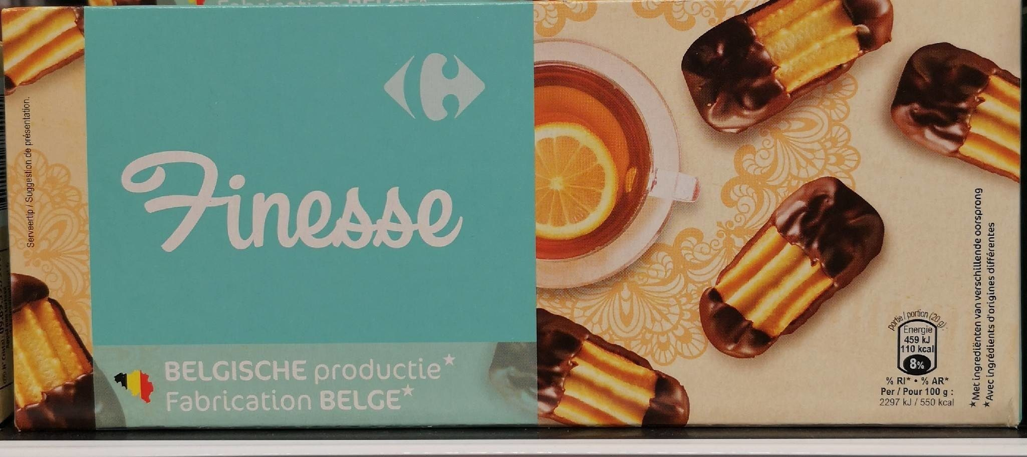 Finesse - Produit - fr