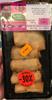Mini-loempia au poulet et sauce aigre-douce - Product