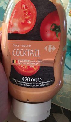 Sauce coktail - Product - fr