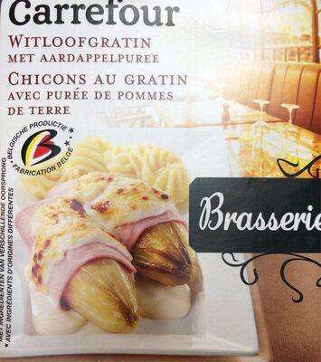 Chicon au gratin - Product - fr