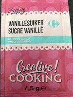 Sucre vanillé - Product - fr