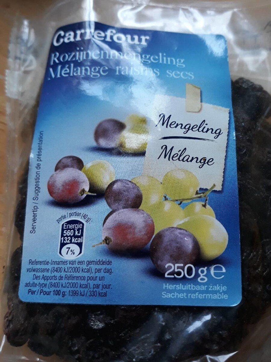 Mélange raisins secs - Produit - fr