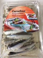 Filets d'anchois - Product
