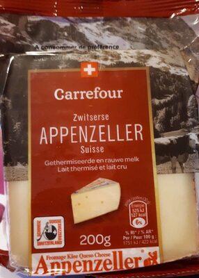 Fromage Appenzeller suisse - Produit - fr