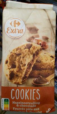Cookies fourrés - Produit
