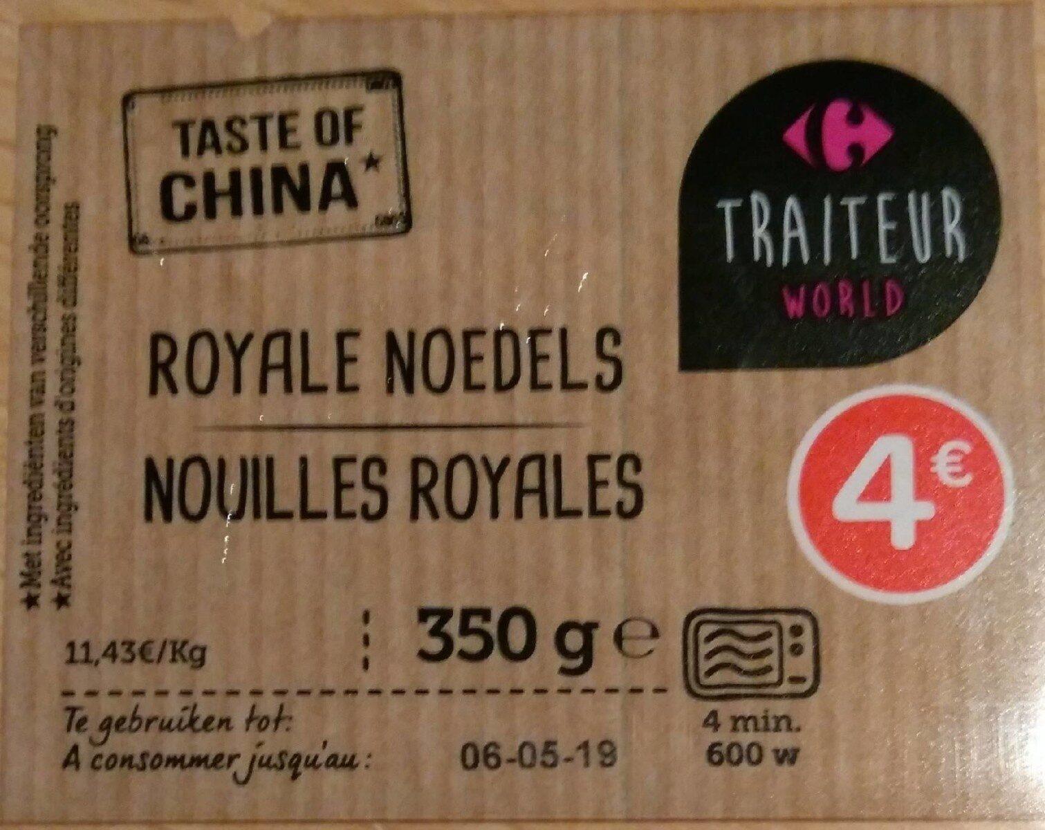 Nouilles royales - Product - fr