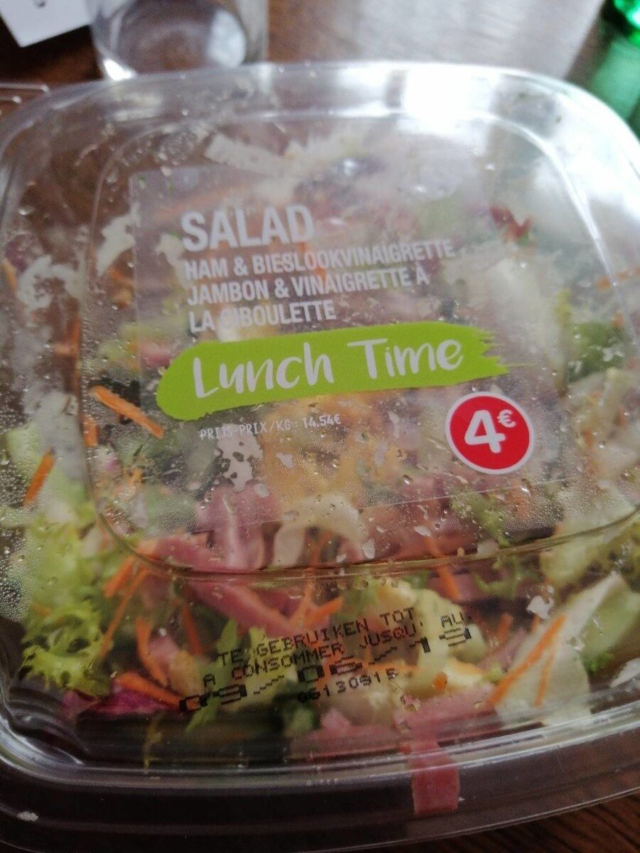Salade Lunch Time - Product - fr