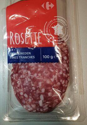 Preparation de viand de porc non cuite - Product