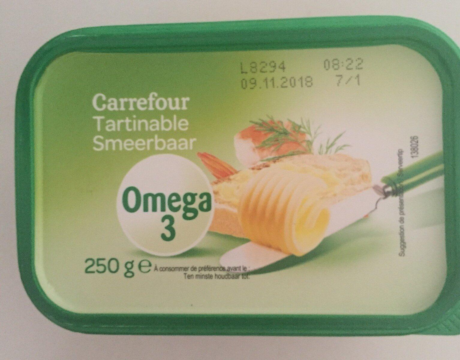Beurre Omega3 - Produit - fr