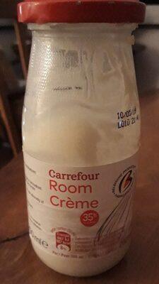 Crème 35% Carrefour - Product