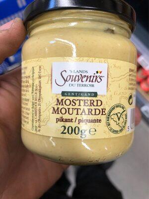 Moutarde - Produit