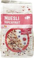 Muesli Superfruit - Product - fr