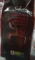 Café moulu DESSERT - Produit - fr