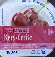 Spécialité laitière au fromage frais - Prodotto - fr