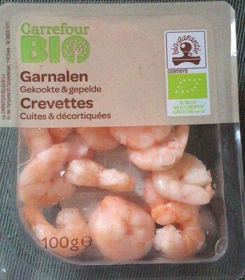 Crevettes - Product