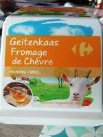 Fromage de chèvre Miel - Product - fr