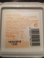 Fromage de chèvre Miel - Ingredients - fr
