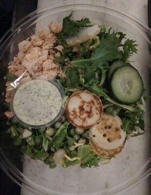 Salad Lunchtime Saumon & Boulgour - Product - en