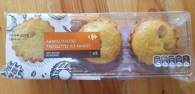 Tartelettes aux amandes - Product - fr