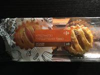 Tartelletes aux pommes - Product - fr