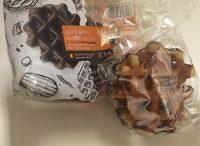 Gaufres de Liège avec Chocolat Noir - Product