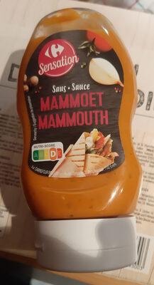 Sauce mammouth - Produit - fr